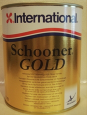 International Schooner Gold  750 ml