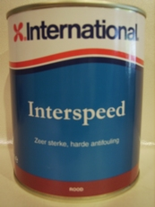 Interspeed antifouling