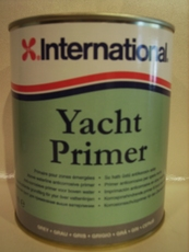 International Yachtprimer grijs  2.5 ltr.